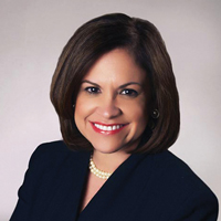 Lydia Martinez - SVP Chief Human Resources Officer