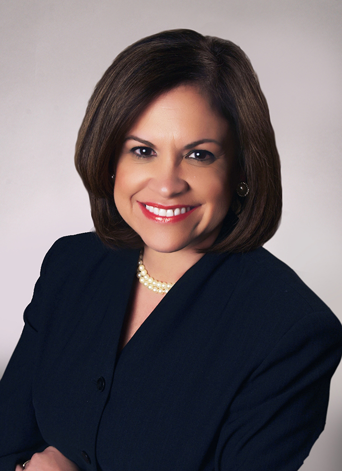 Lydia Martinez Senior Vice President &  Chief Human Resources Officer