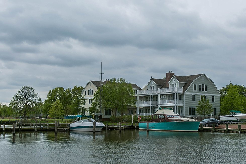 waterfront homes chestertown md