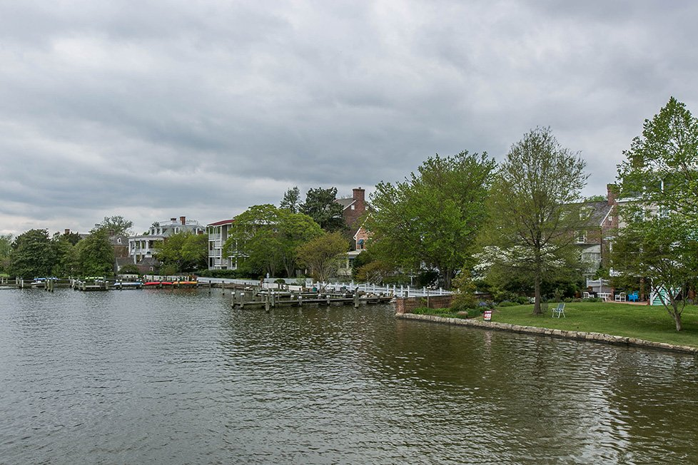 waterfront homes with docks chestertown md