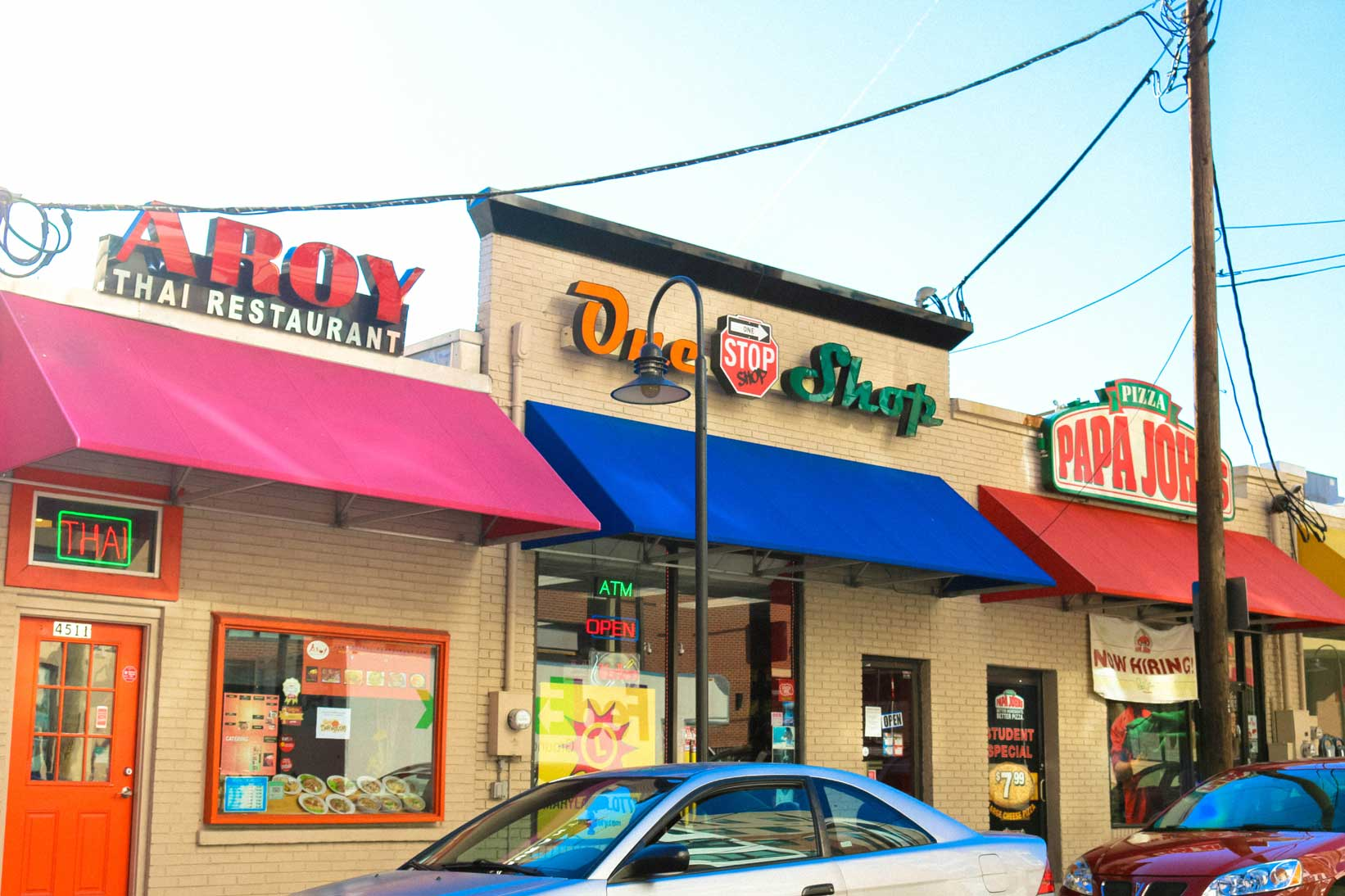 With Roximately 100 Great Local Restaurants You Ll See That Life In College Park Offers A Lot