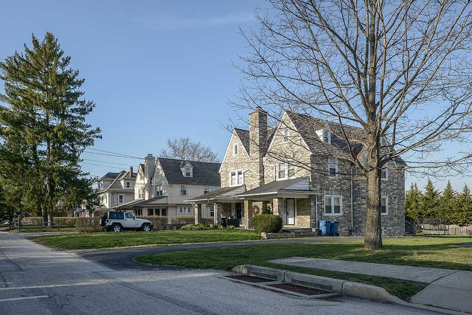 Single family homes in Devon, PA