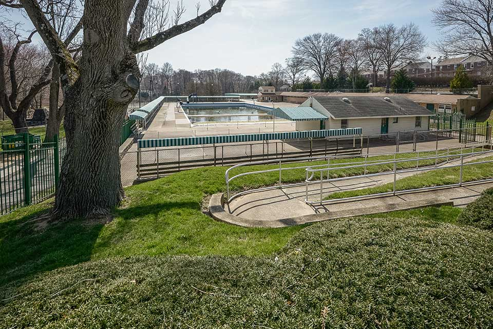 swimming pool in Drexel Hill, PA