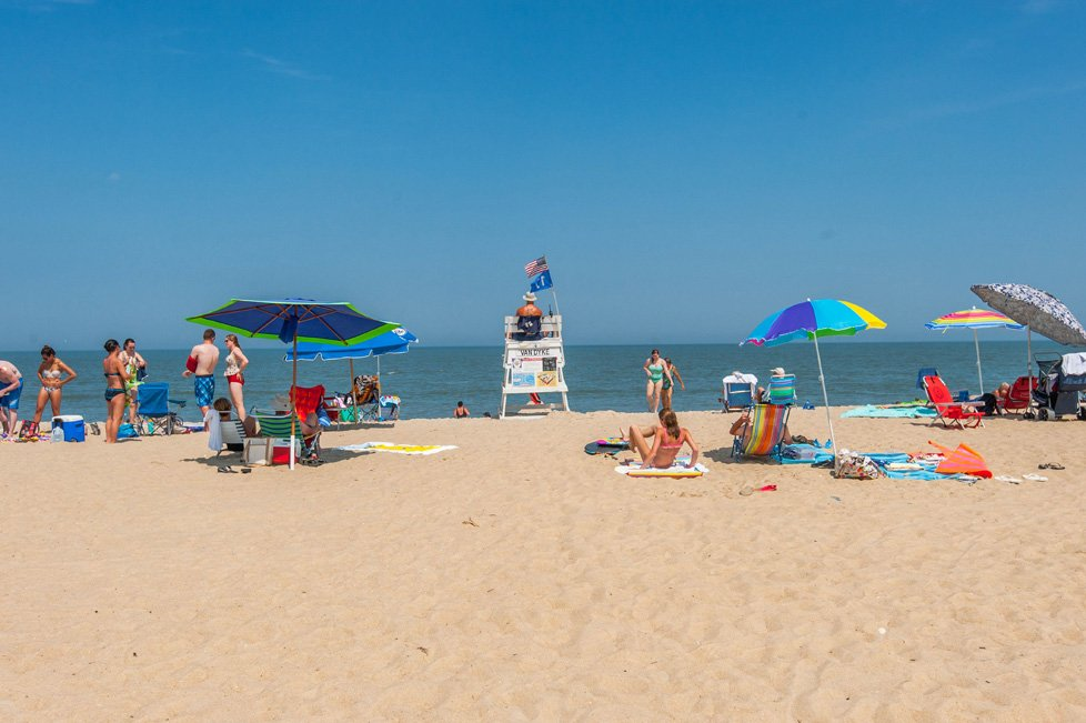 lifeguard stand dewey beach de