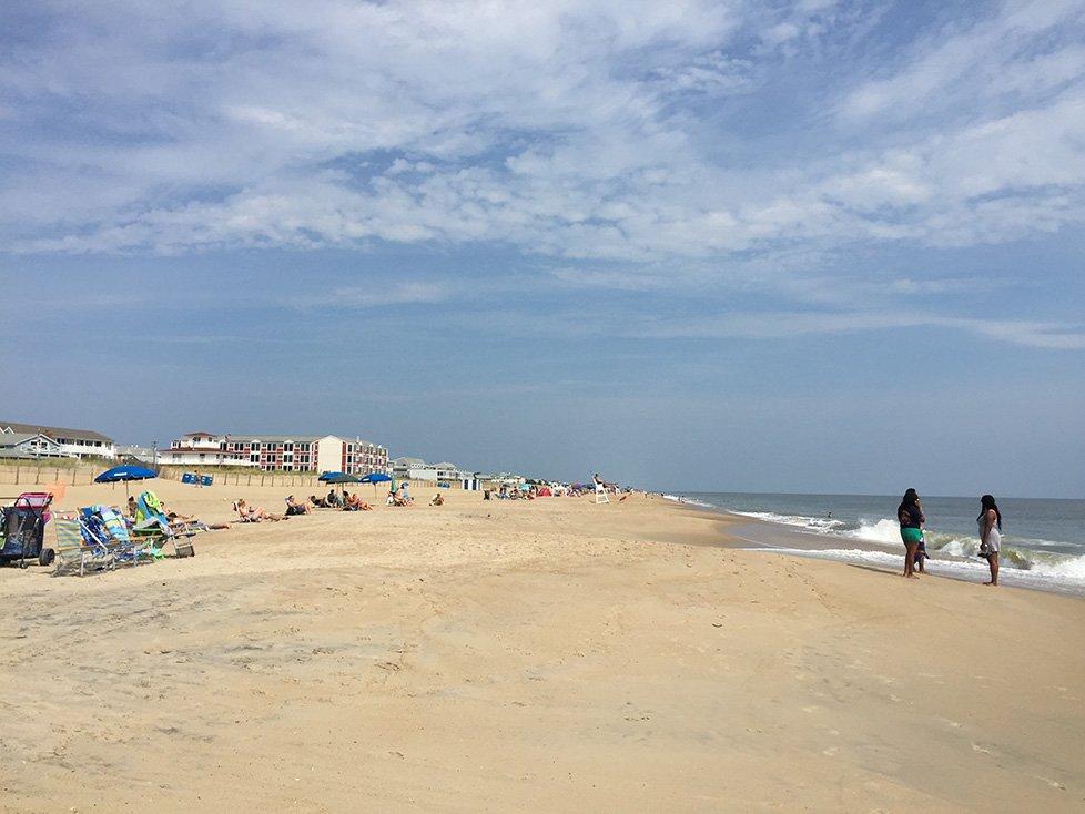 Oceanfront Dewey Beach De
