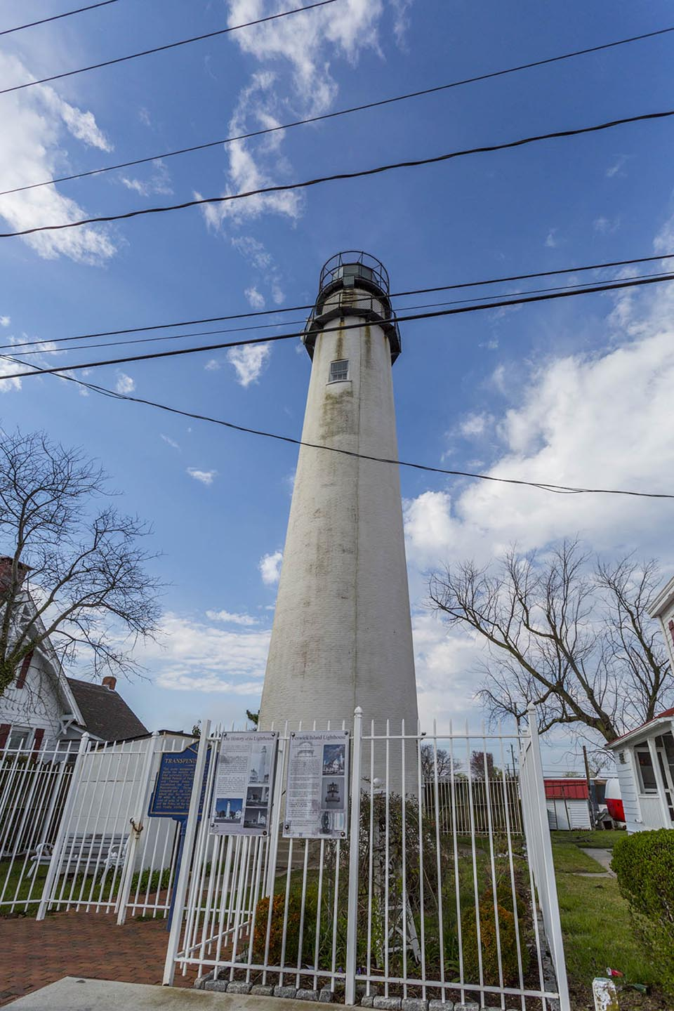 Lighthouse in Fenwick Island, DE