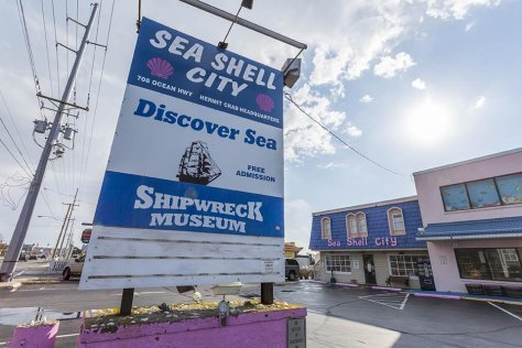 Sea Shell City in Fenwick Island, DE
