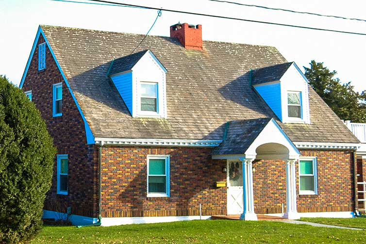 Brick single family home in Charles Town, WV