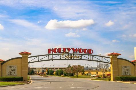 Hollywood Casino at Charles Town Race Track in Charles Town, WV