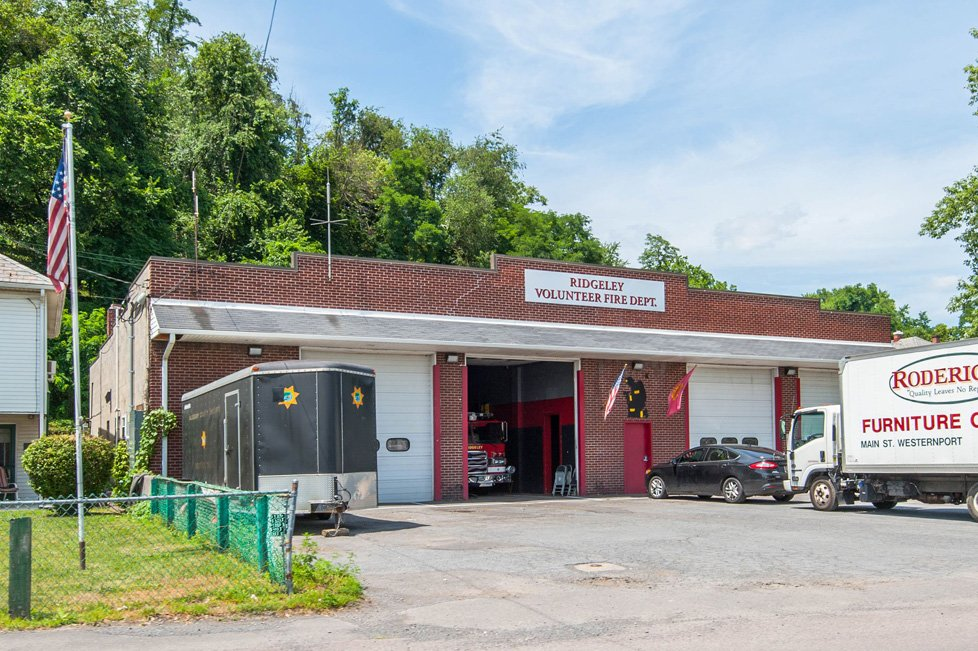 ridgeley volunteer fire dept short gap wv