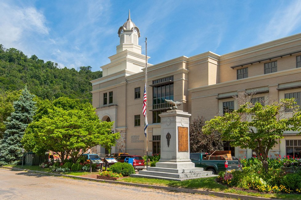 morgan county courthouse berkeley springs wv