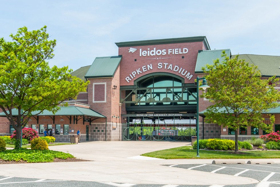 ripken stadium in aberdeen md