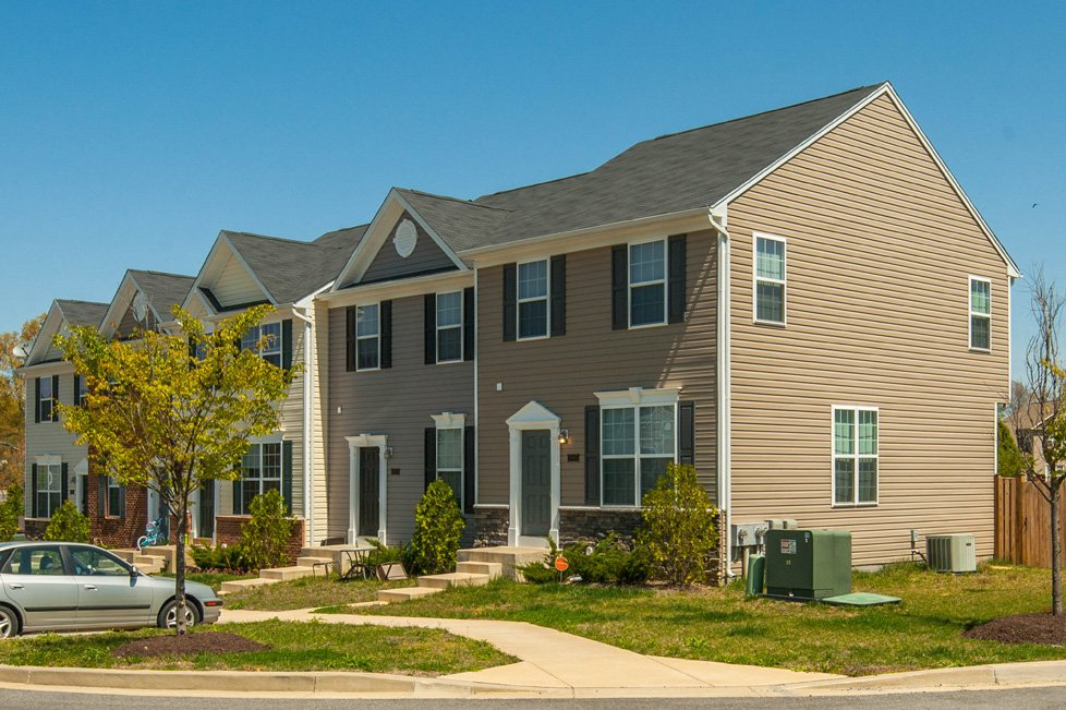 townhomes lexington park md