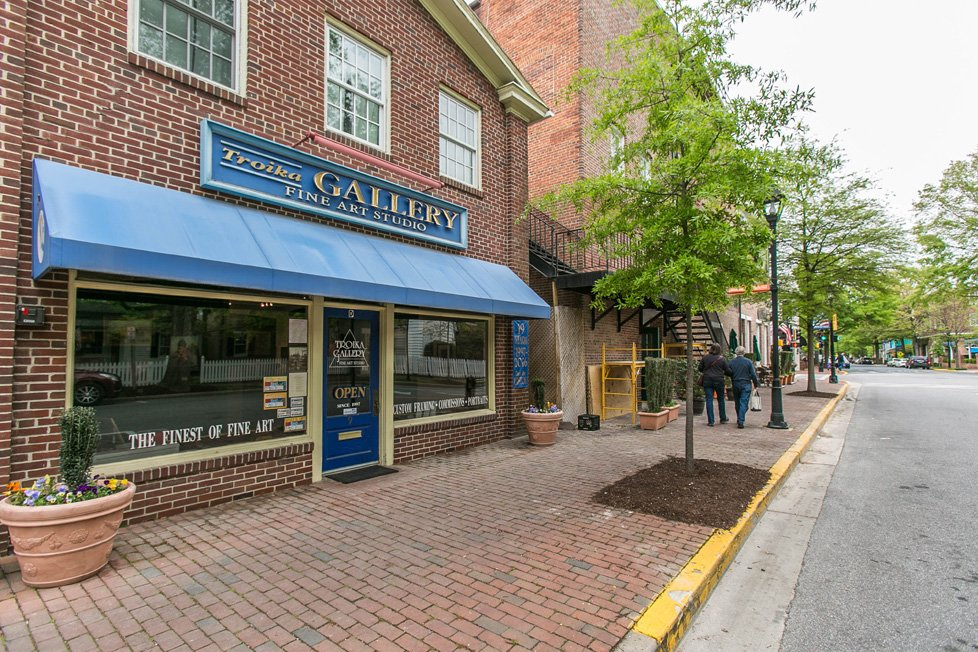 gallery in easton md