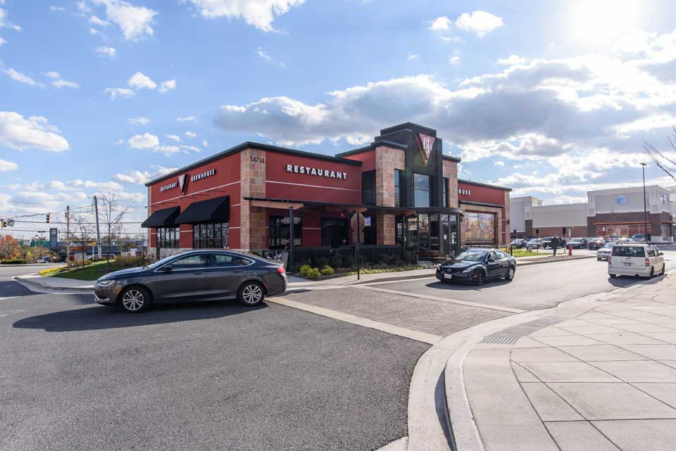 BJ's Brewhouse in Laurel, Md