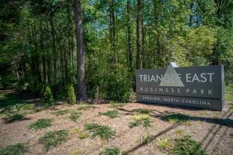 Triangle East Business Park Zebulon Nc