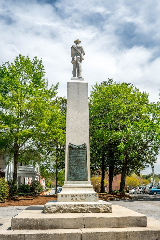 monument holly springs nc