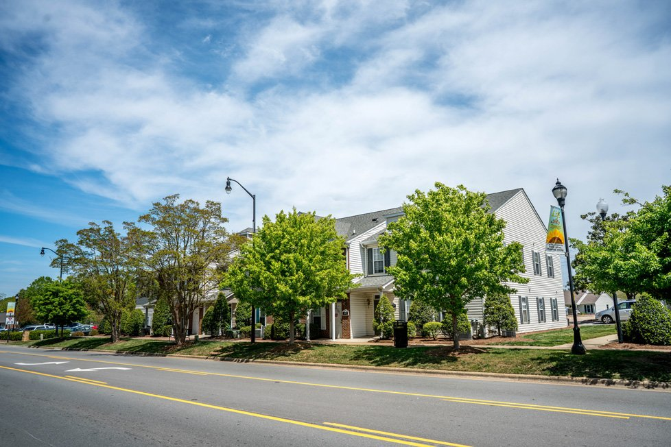 townhomes holly springs nc