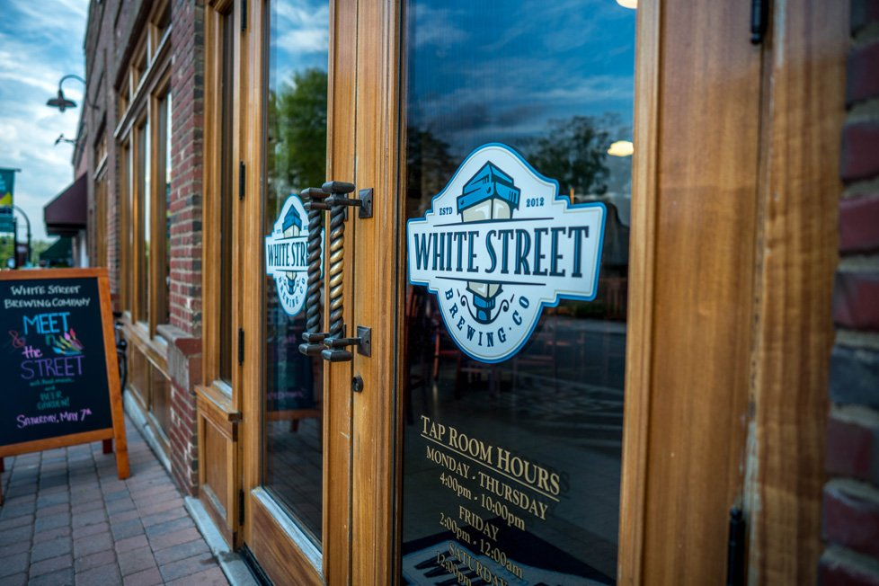 white street brewing company wake forest nc