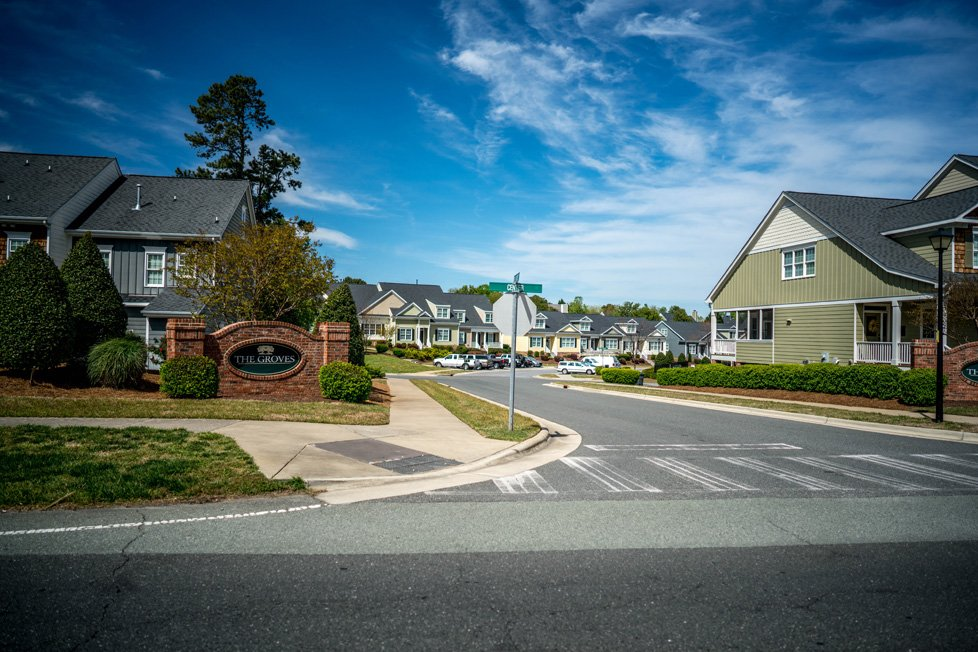 apex nc neighborhood