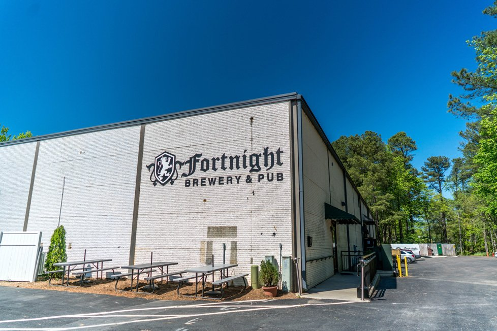 fortnight brewery in cary nc