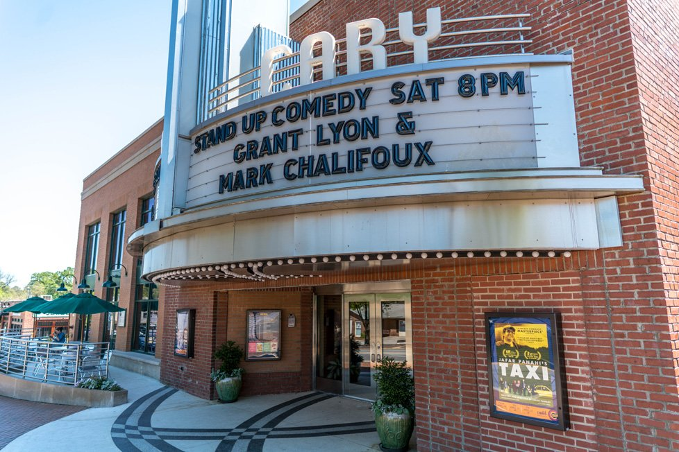 cary theater cary nc