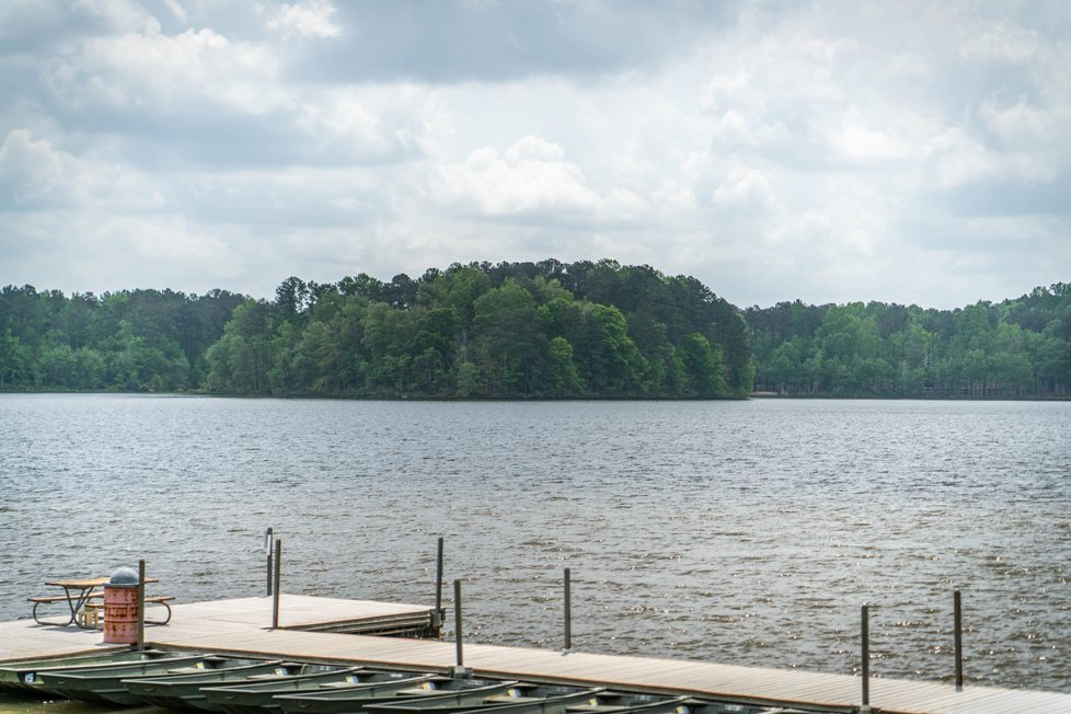 water and dock in garner nc