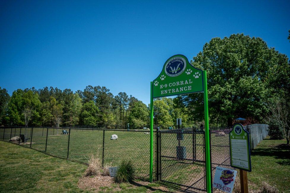 Dog Park Wendell Nc