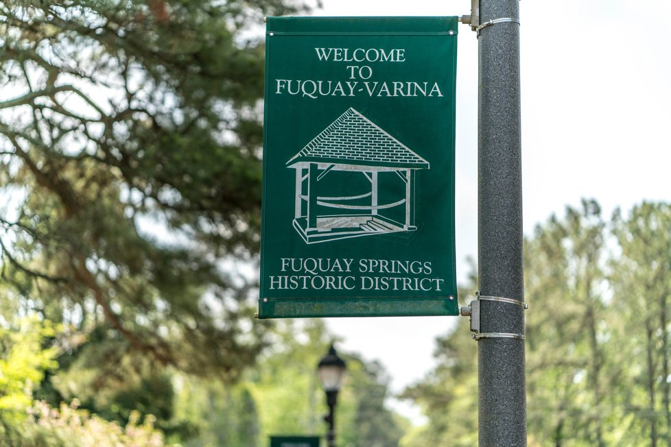 welcome to fuquay varina nc historic district
