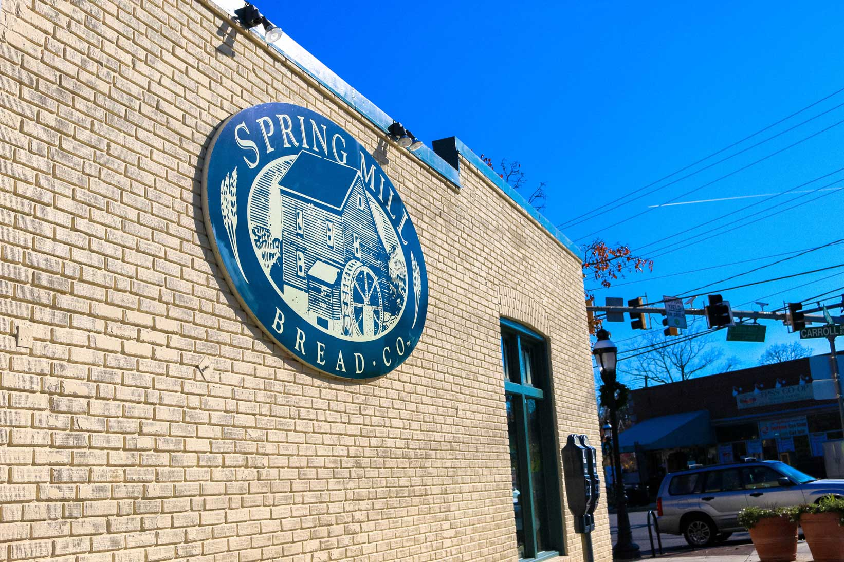 Spring Mill Bread Company in Takoma Park, MD