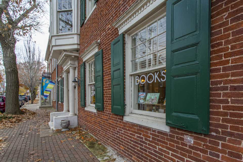 Bookstore in Westminster, MD
