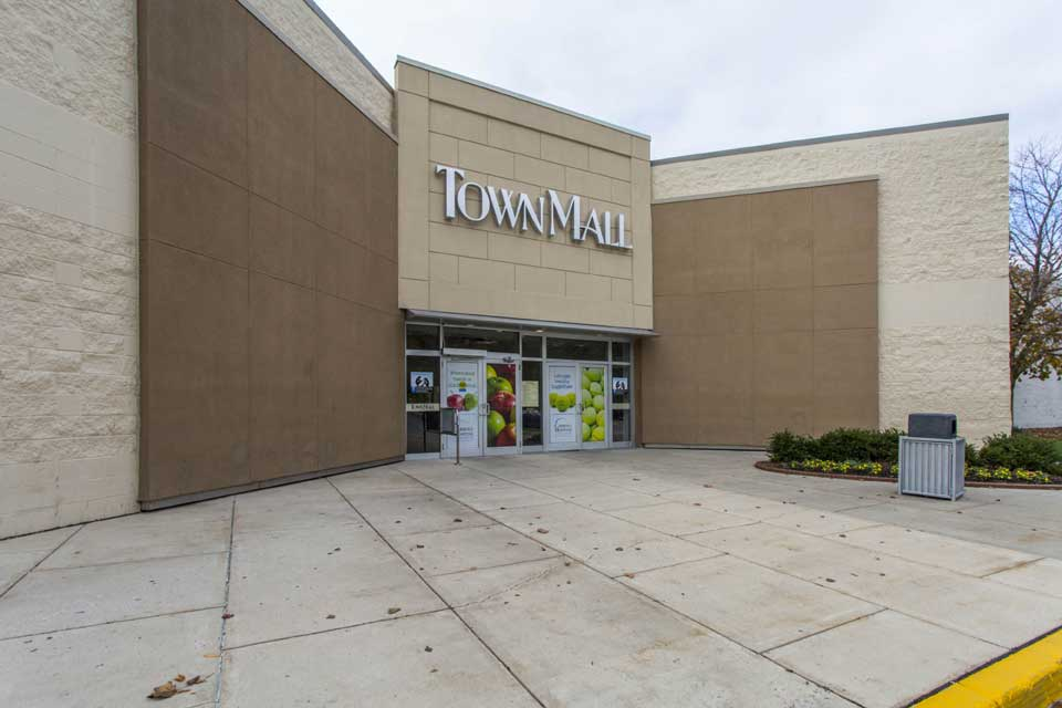 Town Mall in Westminster, MD