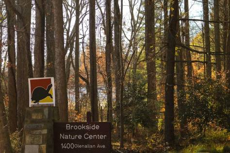 Brookside Nature Center in Wheaton, MD