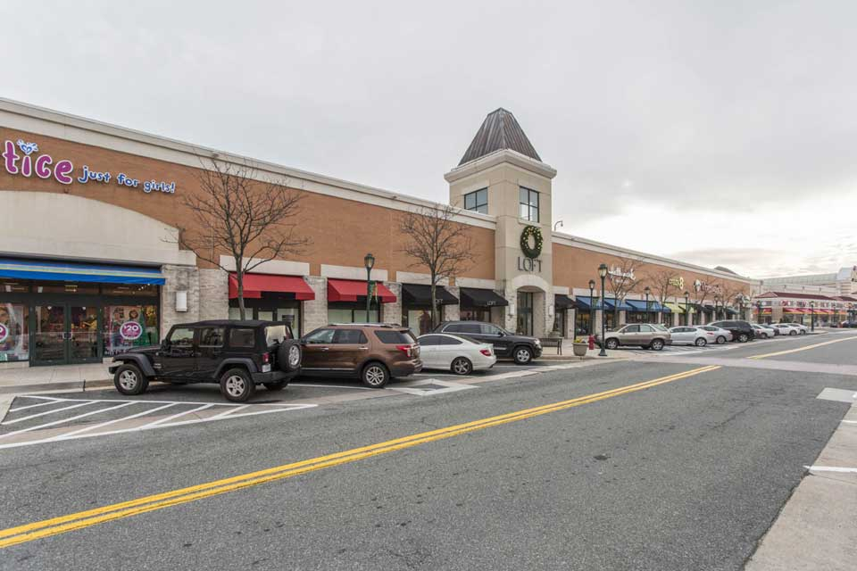 Retail shops in White Marsh, MD