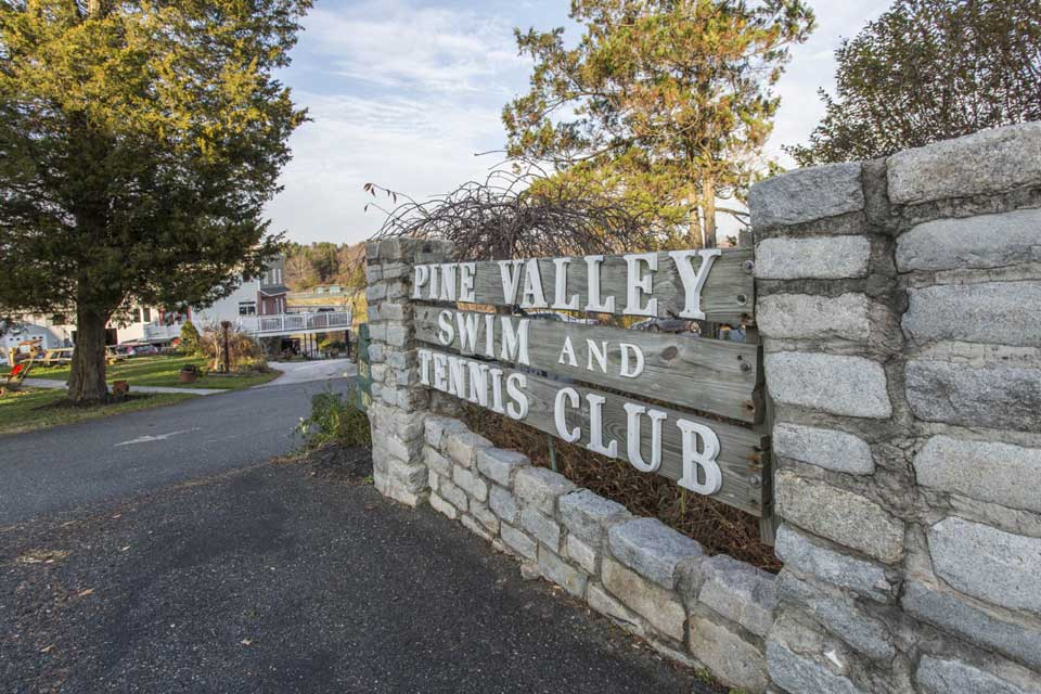 Pine Valley Swim & Tennis Club in White Marsh, MD