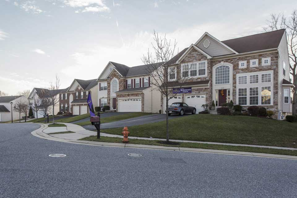 Residential community in White Marsh, MD