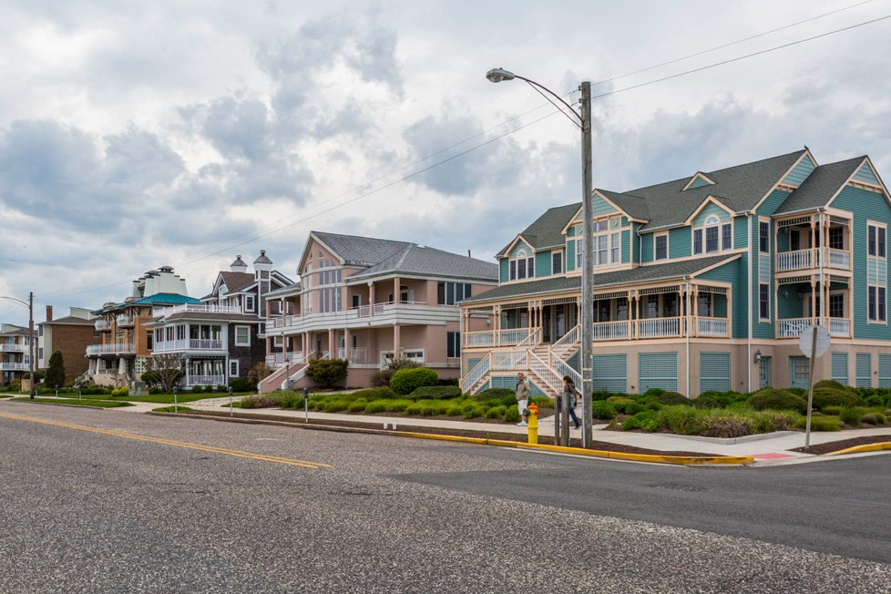 beach houses in cape may nj