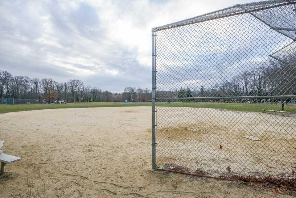 Sport field in Cherry Hill, VA