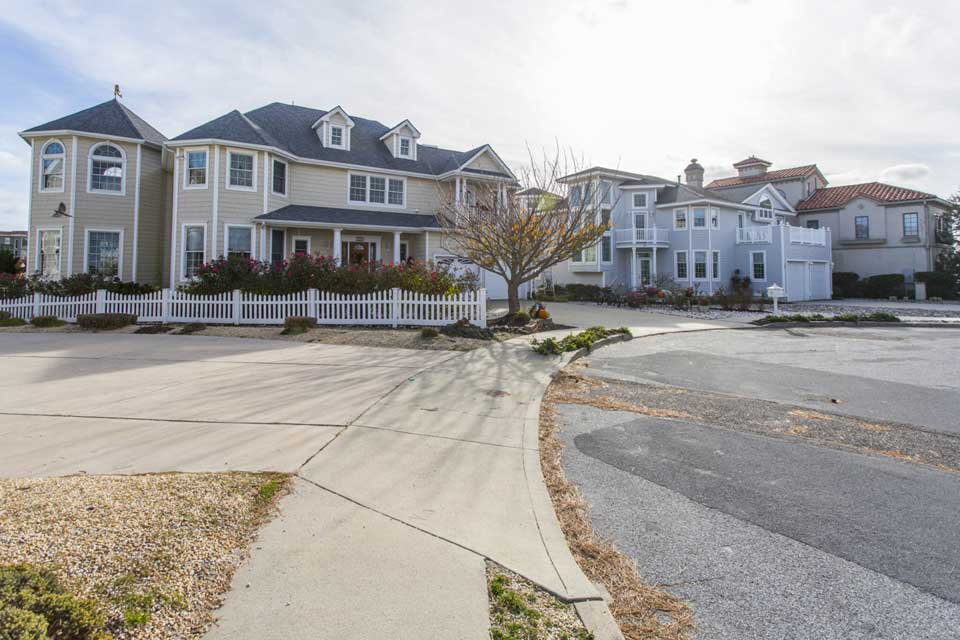 Single family homes in Longport, NJ