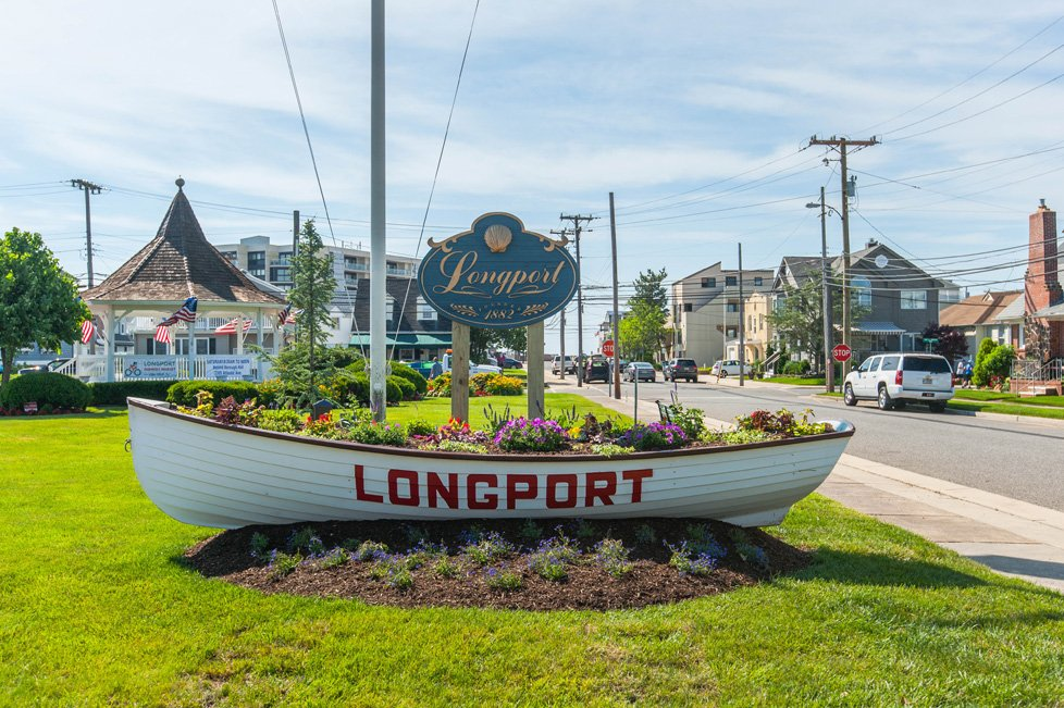 welcome to longport nj