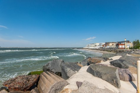 rocky beach longport nj