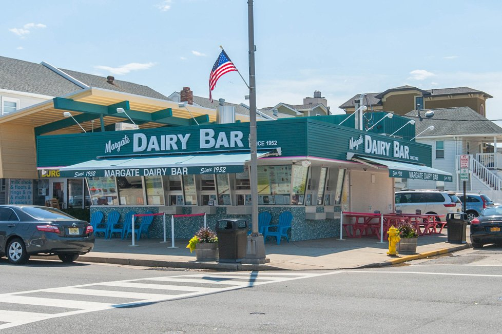 dairy bar margate city nj