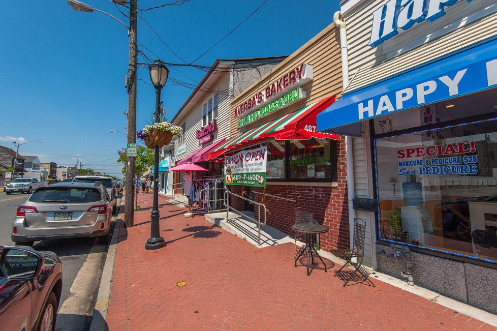 downtown margate nj