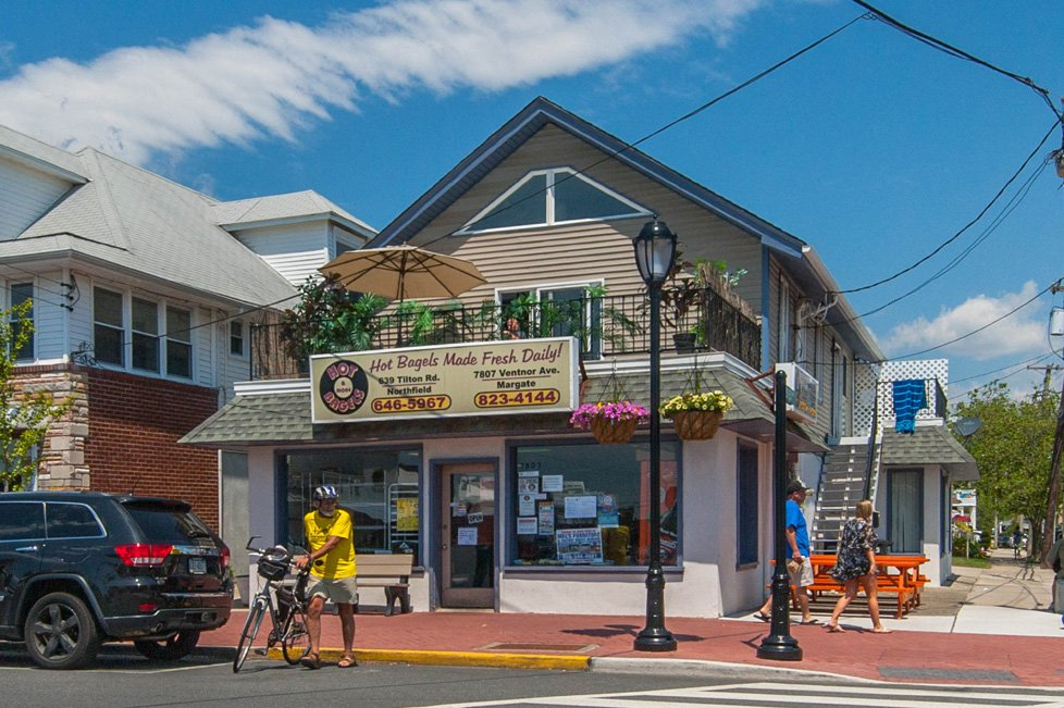 bagel shop margate nj