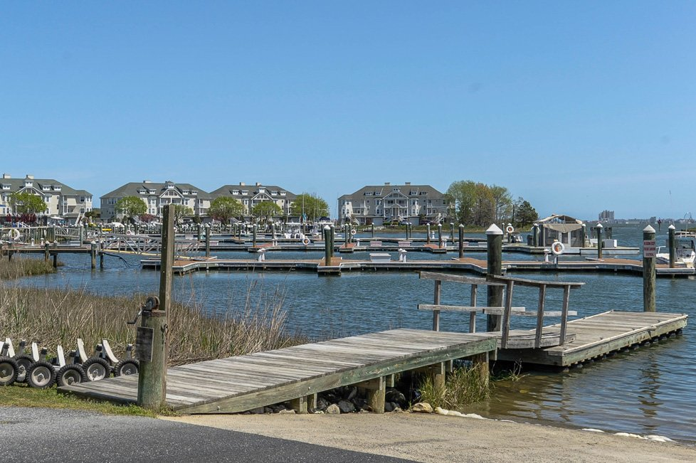 docks in ocean pines md