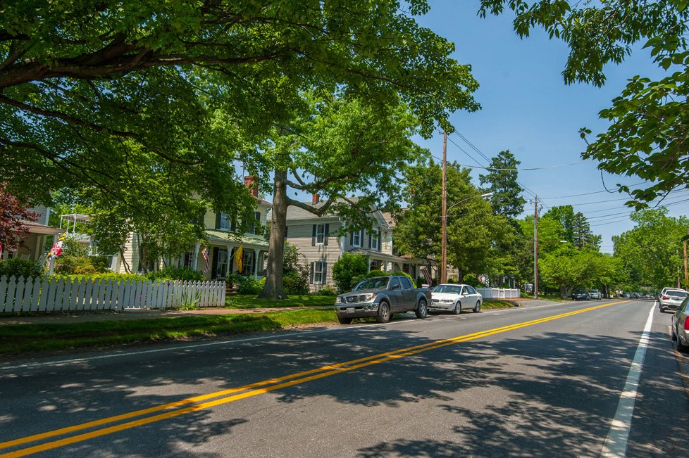 residential street oxford md