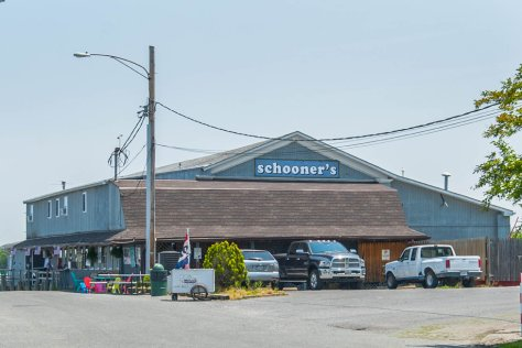 schooner's oxford md