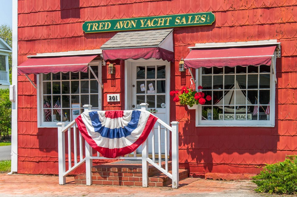 tred avon yacht sales oxford md