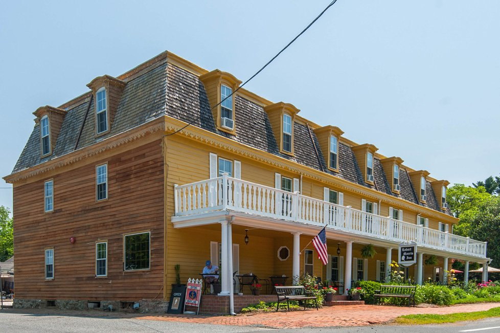 robert morris inn oxford md