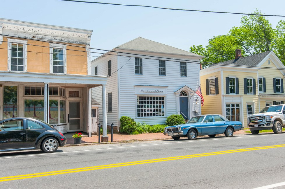 antique shop oxford md